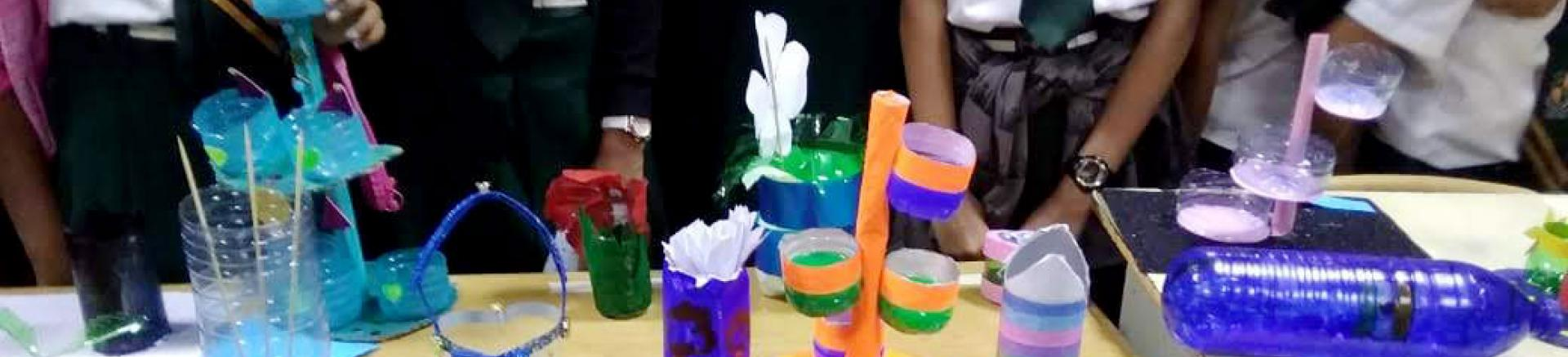 Best out of Waste Competition - Class 4 to 12